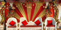 Wedding Stage Decorator
